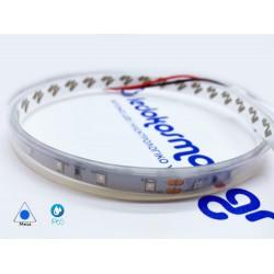 5 Meters Of Led Strip 6W SMD 24V IP65 Blue ACA