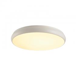 LED Πλαφονιέρα Μεταλλική Σε Λευκό Ή Μαύρο Χρώμα Ø60cm 54W Osram Chip KALLISTA - ACA Decor
