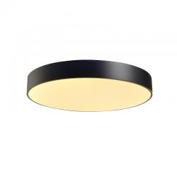 LED Πλαφονιέρα Μεταλλική Σε Λευκό Ή Μαύρο Χρώμα Ø75cm 60W Osram Chip OPTIMUS - ACA Decor