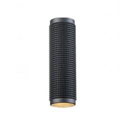 Σποτ Φωτιστικό Οροφής Αλουμινίου Μαύρο 1x GU10 - ACA Decor