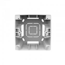 PRIME 1 GANG FRAME IP20 WHITE - Aca Elec