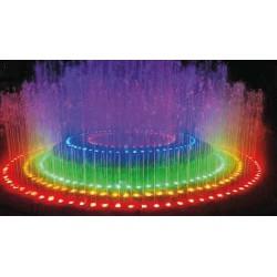 LED Fountain Luminaire Stainless Steel 6W 12V AQUET - ACA