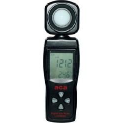Ψηφιακός Μετρητής Έντασης Φωτισμού Λουξόμετρο LCD Display 3xAAA - ACA