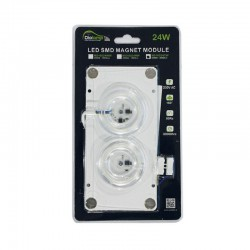 LED SMD MAGNET MODULE Πλακέτα 230V - 24W 160° - Diolamp