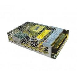 150W LED CV Metallic Power Supply 12.5A 12V DC - 230V AC IP20 - ACA