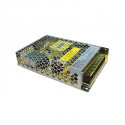 150W LED CV Metallic Power Supply 6.25A 24V DC - 230V AC IP20 - ACA