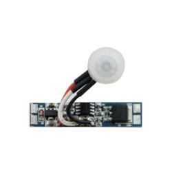 On-Off Mini Sensor PIR  Για LED Μονόχρωμη Ταινία 8A D43X10MM - ACA