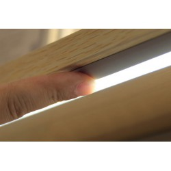 On-Off Mini Dimmer Αφής Για LED Μονόχρωμη Ταινία 12-24V 3A 55X10MM - ACA