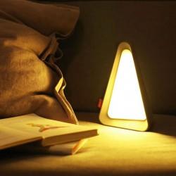 FlipLamp - Janpim Rechargeable Table Lamp with Gravity Sensor - Allocacoc