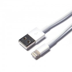 Lightning data cable - 1 meter