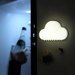 Φωτάκι Νυκτός Συννεφάκι Με Ηχητική Ενεργοποίηση Λευκό NightLamp Cloud MUID - Allocacoc