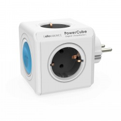 PowerCube - Original SmartHome Τηλεχειριζόμενο Πολύπριζο 4 θέσεων - Allocacoc