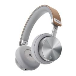 Vonmählen Concert One Ασύρματα On-Ear Premium Ακουστικά (Silver)