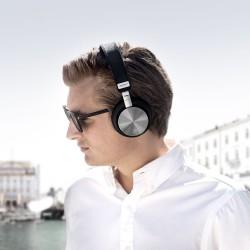Vonmählen Concert One Ασύρματα On-Ear Premium Ακουστικά (Space Grey)