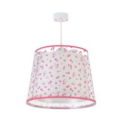 Dream Flowers Pink Παιδικό Φωτιστικό Οροφής 1xE27 Ango