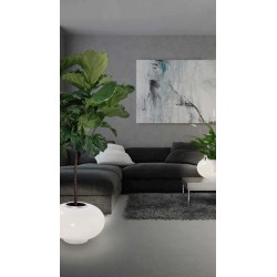 Floor Lamp For Plants Ø48CM - 1x E27 Max 11W FLORA - AZzardo