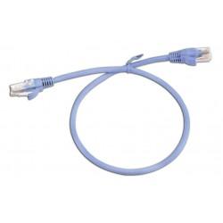 Net Cable UTP cat6e 0,5m Blue - Amarad