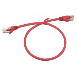 Net Cable UTP cat6e 0,5m Red - Amarad