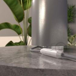 Design Διακόπτης Ενδιάμεσος για Πορτατίφ Λευκός - Creative Cables