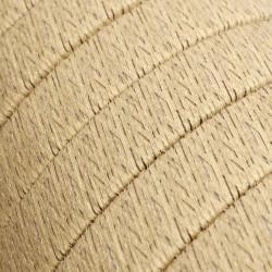 Πλακέ Υφασμάτινο Καλώδιο για Γιρλάντα Creative Cables - Φυσικό Σχοινί Γιούτα CN06