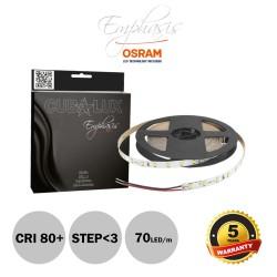 Led Strip Emphasis 24V 4 Watt IP20 5m OSRAM Chip CUBALUX