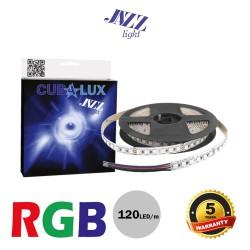 Led Strip JAZZ RGB 24V 18 Watt IP20 5m - CUBALUX