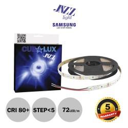 Led Strip JAZZ 12V 14,4 Watt IP20 SAMSUNG Chip 5m - CUBALUX