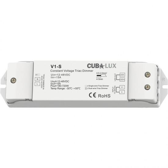 Triac Dimmer Controller Simplicity 15A - Cubalux