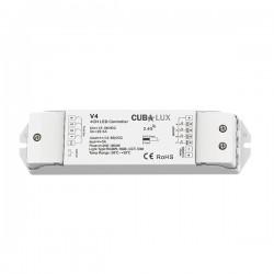 Controller Simlicity Πολλαπλών λειτουργιών 4x5A DIM / RGB / RGBW / CCT - Cubalux