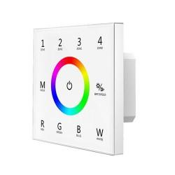 Διακόπτης RGB/RGBW Simplicity 4 Θέσεων DMX512/ RF2.4G - Cubalux