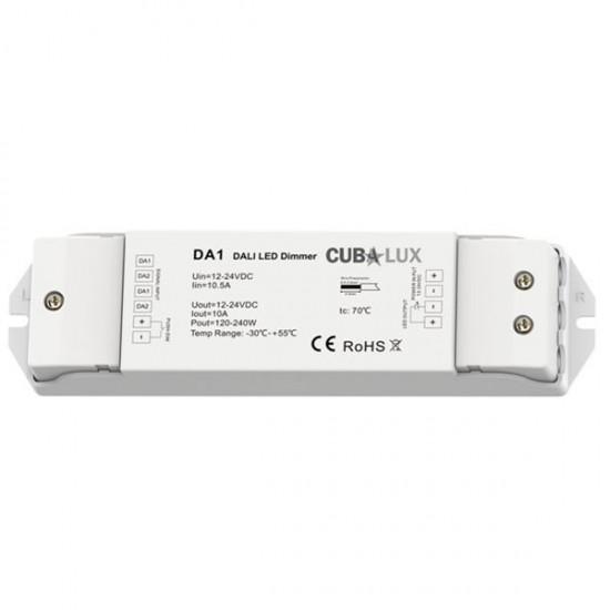 DALI Dimmer Controller Simplicity 15A - Cubalux