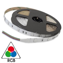 Led Strip 14.4W 12V IP20 RGB TΩRA 5m CUBALUX