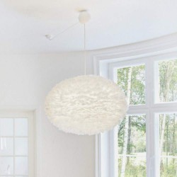 Silicone Canopy White Round Cannonball by UMAGE