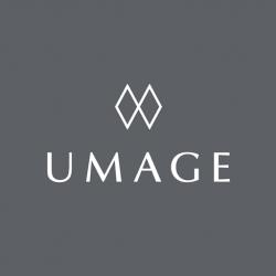 Floor Lamp Champagne 140 cm Black by UMAGE