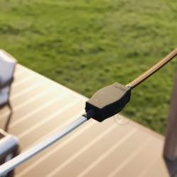 Κυτίο Στεγανοποίησης για στρογγυλά και πλακέ καλώδια Creative Cables Italy