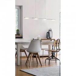 LED Pendant Light With Round Frames - 4x 4.5W CARTAMA Eglo