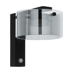LED Wall Light From Metal With Glass 7,2W Dimmable COPILLOS Eglo