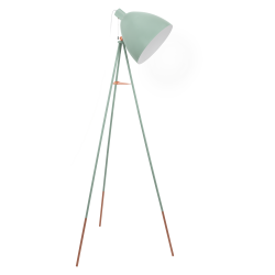 Φωτιστικό Δαπέδου Με Χρώμα Μέντας 1x60W E27 MINT DUNDEE Eglo