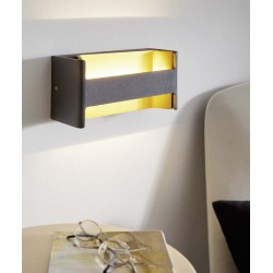 LED Wall Lamp In Various Colors 10W 1100lm FELONICHE Eglo