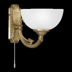 Classic Single Wall Lamp 1x 40W E14 SAVOY Eglo