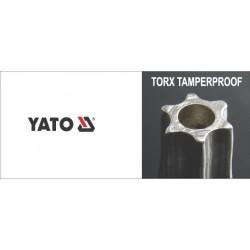 Σετ Άλλεν 9 τμχ Torx Long T10-T50 YT-0511 - Yato Tools
