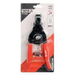 Απογυμνωτής Καλωδίων YT-2316 - Yato Tools