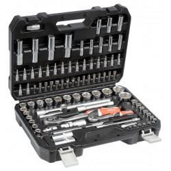 "Professional Tool Set 94pcs 1/4"" & 1/2"" YT-12681 - Yato Tools"