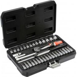 "Professional Tool Set 38pcs 1/4"" YT-14471 - Yato Tools"