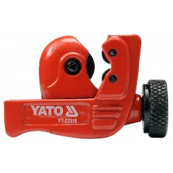 PIPE CUTTER 3-22MM YT-22318 - Yato Tools