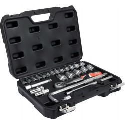 "Professional Tool Set 25pcs 1/2"" YT-38741 - Yato Tools"