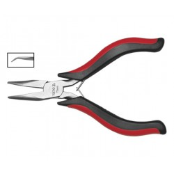 Mini Bent Nose Plier 115mm YT-2084 - Yato Tools