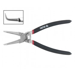 CIRCLIP PLIERS, EXTERNAL Bent In Two Sizes - Yato Tools