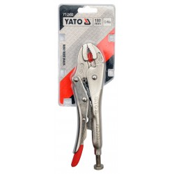 LOCKING PLIERS In Two Sizes - Yato Tools
