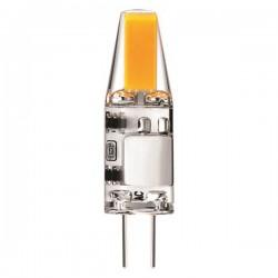 Λάμπα LED COB 2W G4 ΣΙΛΙΚΟΝΗΣ 12V - Eurolamp